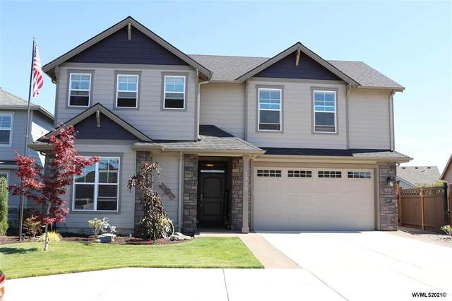1735 SE Academy St, Dallas, OR 97338 (MLS #780934) :: Premiere Property Group LLC