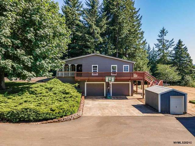 40920 Skyline Rd, Sweet Home, OR 97386 (MLS #780949) :: Coho Realty