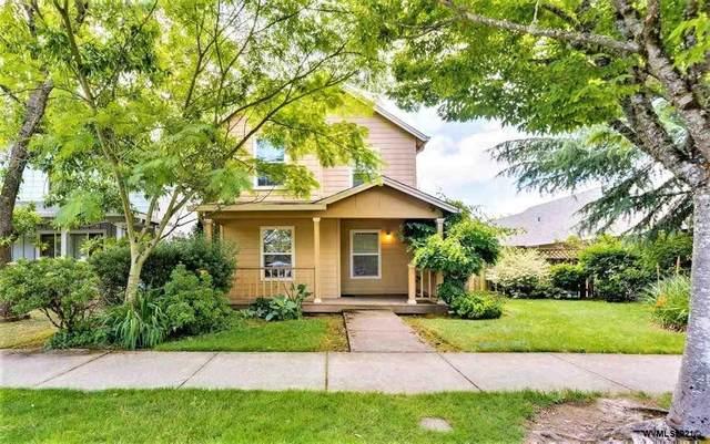 1218 E Foothills Dr, Newberg, OR 97132 (MLS #780955) :: Song Real Estate