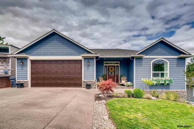 2215 Gibsonwoods Ct NW, Salem, OR 97304 (MLS #780988) :: Premiere Property Group LLC