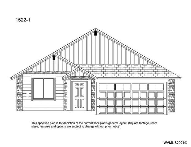 2102 SE Academy St, Dallas, OR 97338 (MLS #781007) :: Coho Realty