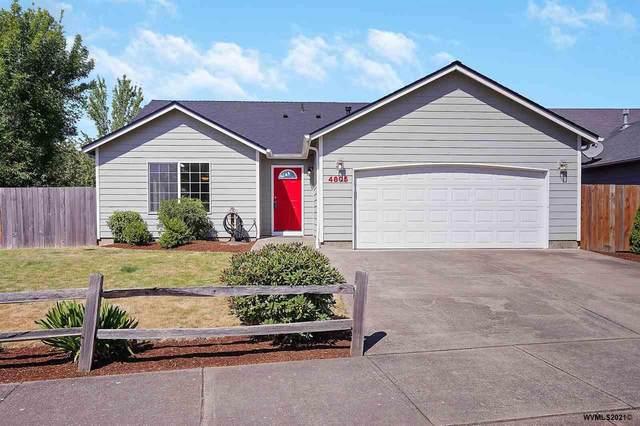4805 Bayne St NE, Salem, OR 97305 (MLS #781011) :: Premiere Property Group LLC