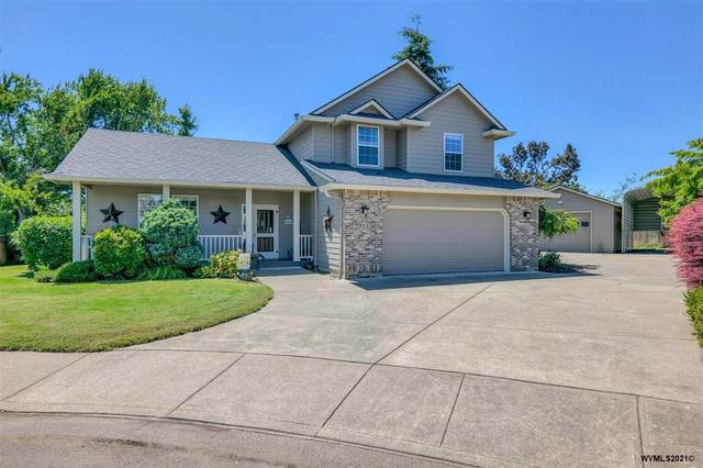 412 SW Cascade Meadow Dr, Sublimity, OR 97385 (MLS #781016) :: Sue Long Realty Group