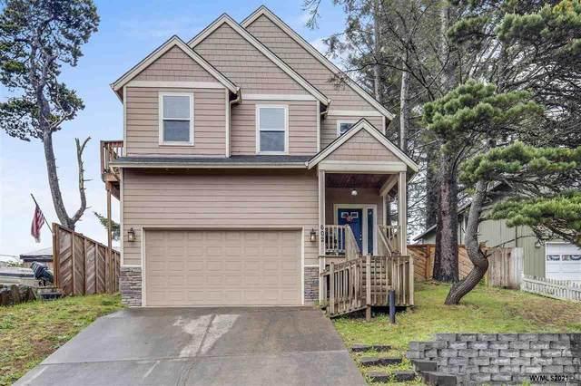 602 SE Inlet Av, Lincoln City, OR 97367 (MLS #781052) :: Premiere Property Group LLC