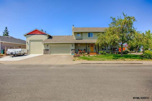418 Rice Ln S, Monmouth, OR 97361 (MLS #781065) :: Change Realty