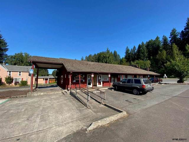 300 SW Santiam, Mill City, OR 97360 (MLS #781077) :: Coho Realty