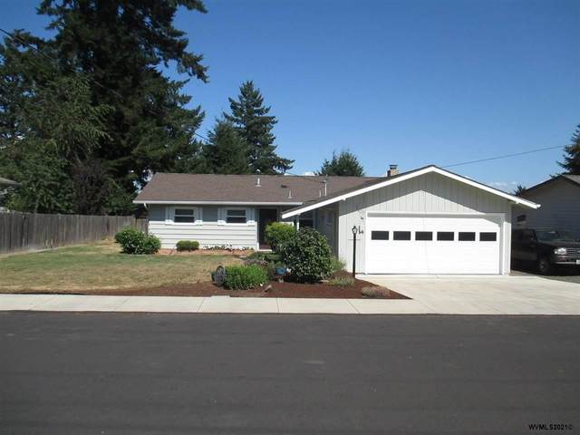 452 Fir St SW, Willamina, OR 97396 (MLS #781106) :: Sue Long Realty Group