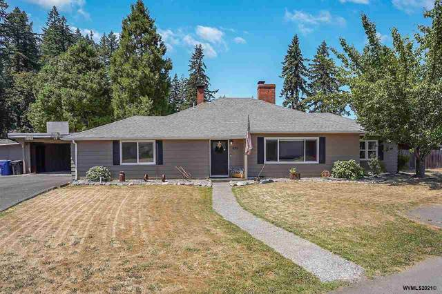 630 SW Parkside Dr, Mill City, OR 97360 (MLS #781120) :: Song Real Estate