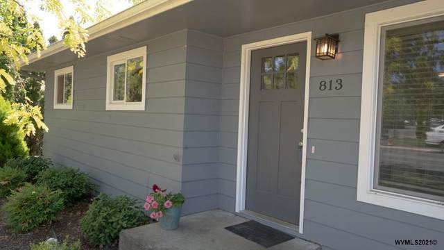 813 Madrona St, Monmouth, OR 97361 (MLS #781123) :: Premiere Property Group LLC