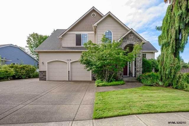 325 Burlwood Av N, Monmouth, OR 97361 (MLS #781125) :: Premiere Property Group LLC