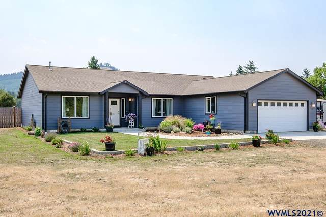 26149 A St, Sweet Home, OR 97386 (MLS #781152) :: Kish Realty Group