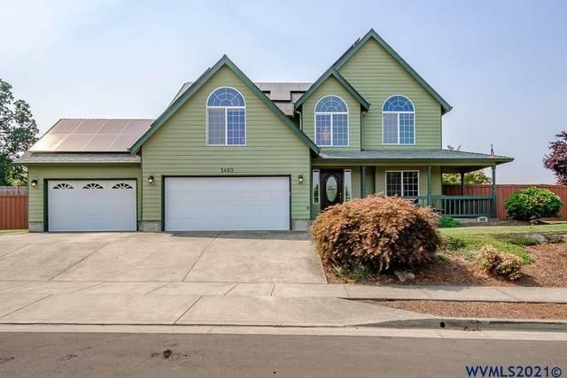 5460 Siletz Ln NE, Albany, OR 97321 (MLS #781273) :: Premiere Property Group LLC