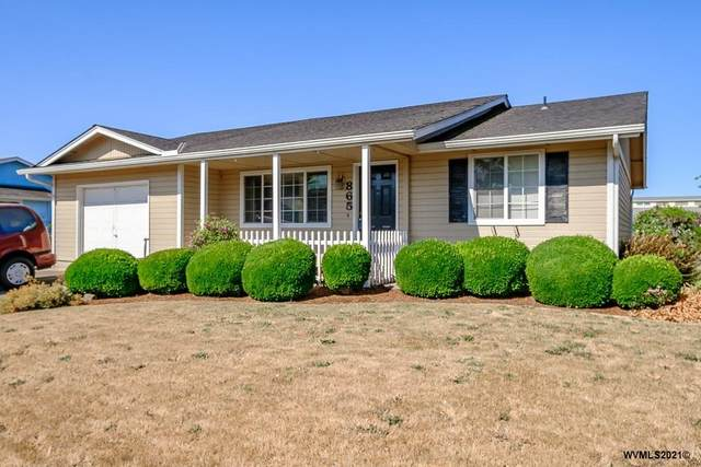 865 N 9th St, Aumsville, OR 97325 (MLS #781282) :: Premiere Property Group LLC