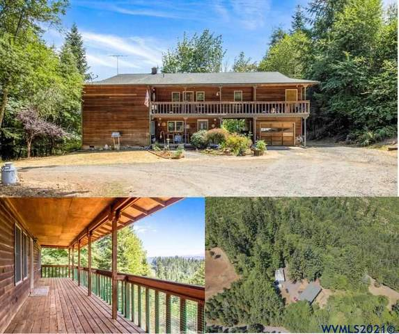 41069 Highway 228, Sweet Home, OR 97386 (MLS #781305) :: Sue Long Realty Group