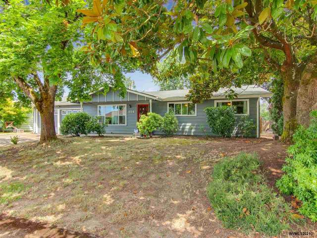 614 45th Pl SE, Salem, OR 97317 (MLS #781325) :: Sue Long Realty Group