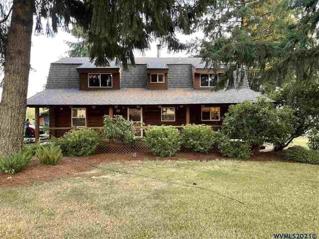 19462 Fern Ridge Rd SE, Stayton, OR 97383 (MLS #781332) :: Premiere Property Group LLC