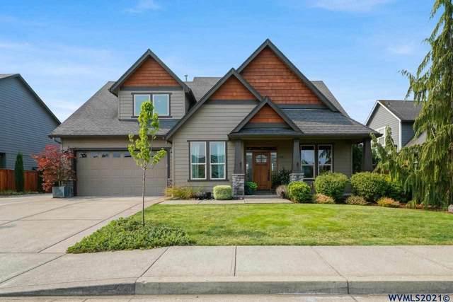 9636 Willamette St SE, Aumsville, OR 97325 (MLS #781347) :: Premiere Property Group LLC