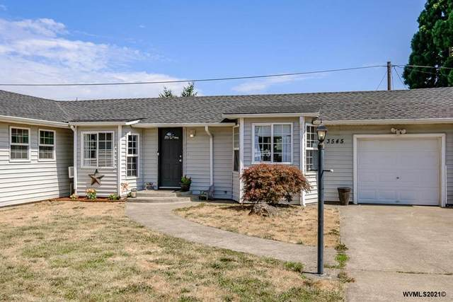 3545 Spicer Dr SE, Albany, OR 97322 (MLS #781359) :: Sue Long Realty Group