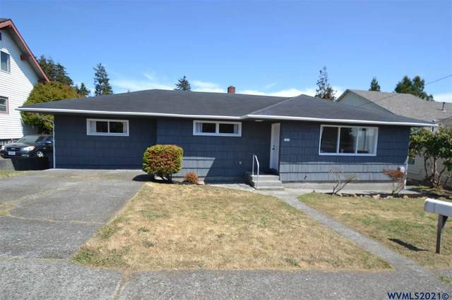 1850 7th St, Astoria, OR 97103 (MLS #781388) :: Sue Long Realty Group