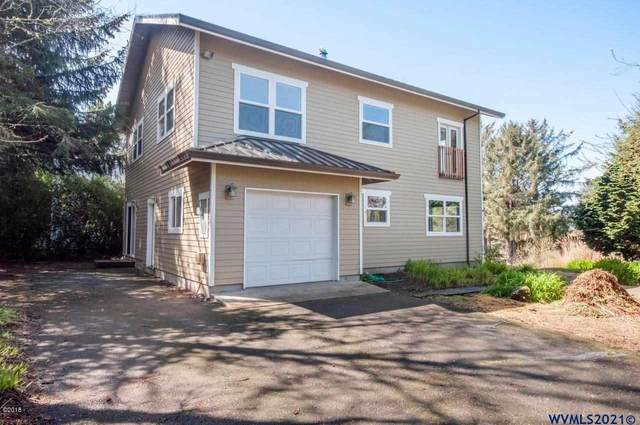 46615 Terrace Dr, Neskowin, OR 97149 (MLS #781405) :: Sue Long Realty Group
