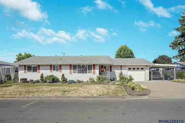 2514 Fulton St SE, Albany, OR 97322 (MLS #781472) :: Premiere Property Group LLC