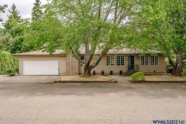 3457 Terrace Dr NW, Albany, OR 97321 (MLS #781480) :: The Beem Team LLC