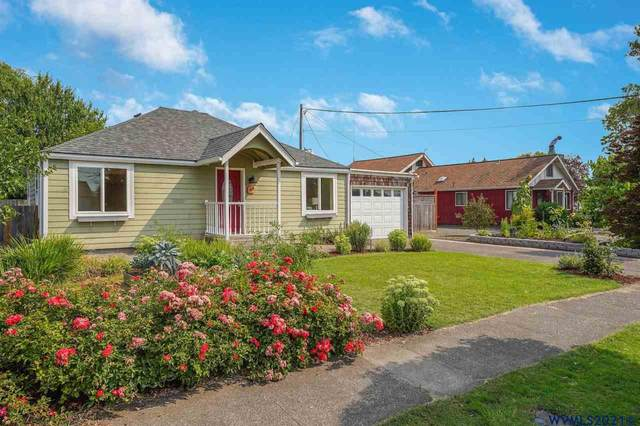 1517 College St, Philomath, OR 97370 (MLS #781513) :: Song Real Estate