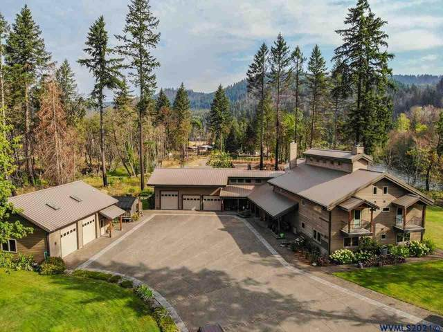 47465 Lyons Mill City Dr, Mill City, OR 97358 (MLS #781520) :: Kish Realty Group