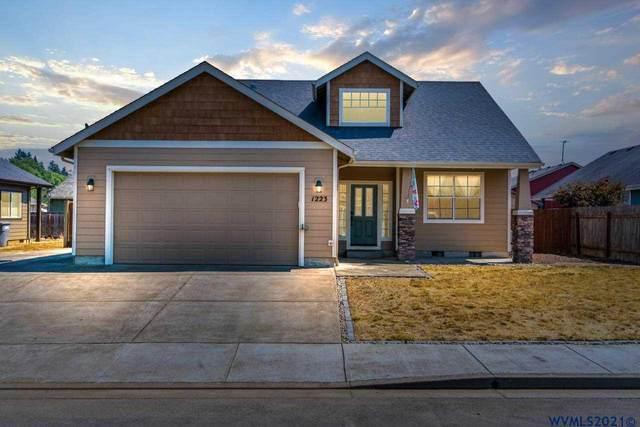 1223 46th Av, Sweet Home, OR 97386 (MLS #781524) :: Kish Realty Group