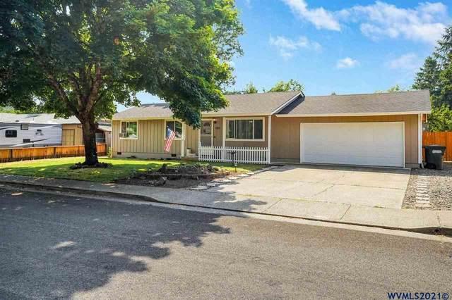1160 29th Av, Sweet Home, OR 97386 (MLS #781610) :: Kish Realty Group