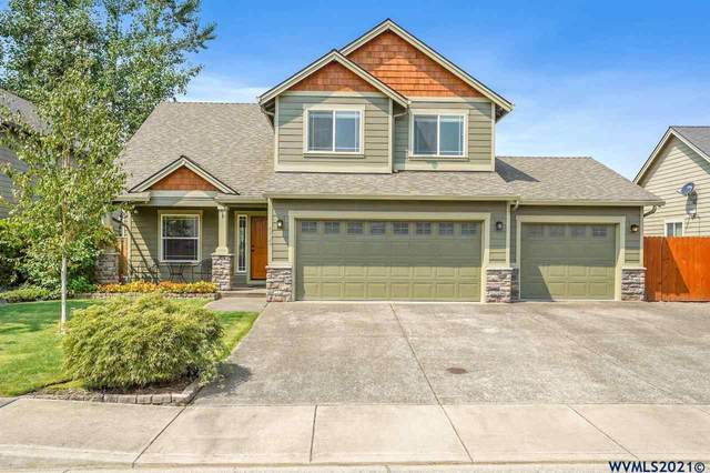 555 Grizzly St, Aumsville, OR 97325 (MLS #781622) :: Premiere Property Group LLC