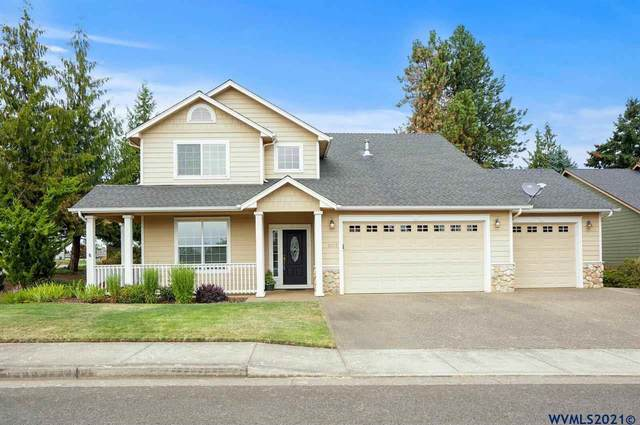1013 Pine View Dr, Sublimity, OR 97385 (MLS #781777) :: Sue Long Realty Group