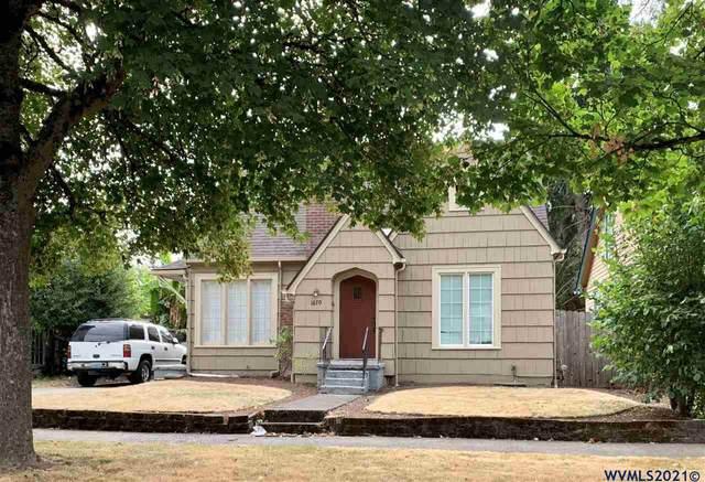 1670 Broadway St NE, Salem, OR 97301 (MLS #781884) :: Song Real Estate