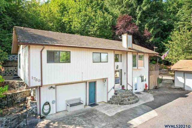 1789 Cedar St, Sweet Home, OR 97386 (MLS #782089) :: Song Real Estate