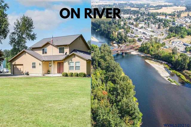 462 S Main St, Jefferson, OR 97352 (MLS #782118) :: Sue Long Realty Group