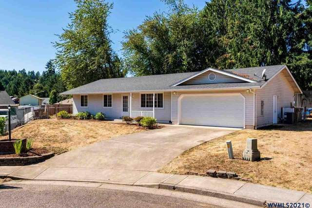 1046 26th Ct, Sweet Home, OR 97386 (MLS #782178) :: Sue Long Realty Group
