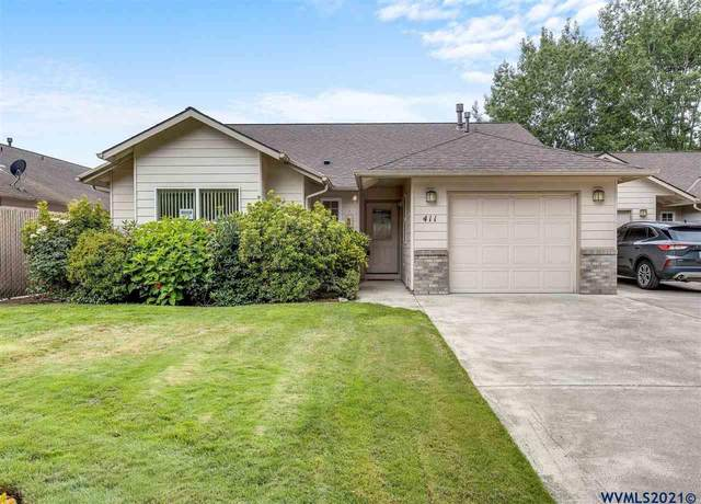 411 NE Fircrest Pl, Mcminnville, OR 97128 (MLS #782244) :: Kish Realty Group