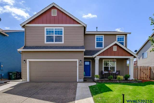 1851 Parkmeadow Av, Monmouth, OR 97361 (MLS #782281) :: Sue Long Realty Group