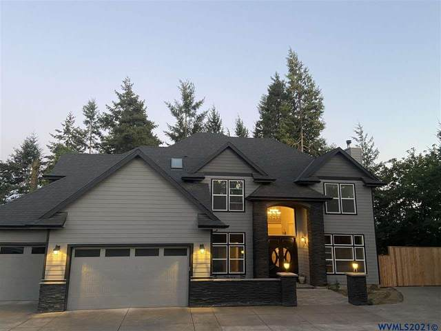 804 Fir Cone Ne, Keizer, OR 97303 (MLS #782285) :: Sue Long Realty Group