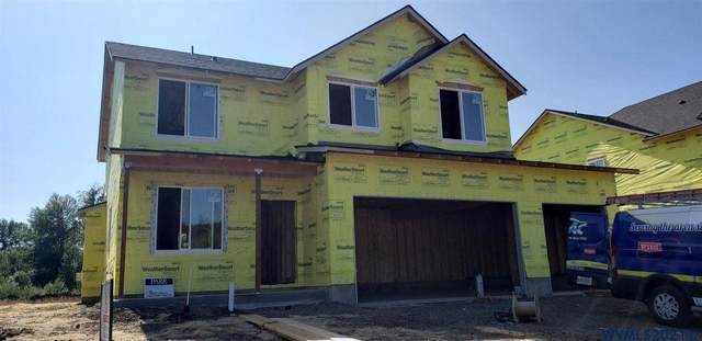 849 Pebble St, Brownsville, OR 97327 (MLS #782427) :: Sue Long Realty Group