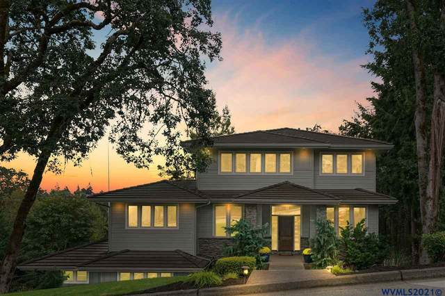 3910 Croisan Mountain Dr S, Salem, OR 97302 (MLS #782529) :: Change Realty