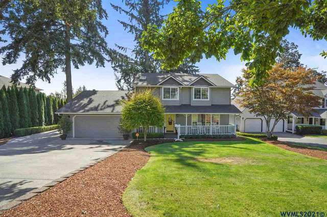 2370 E Pine St, Stayton, OR 97383 (MLS #782536) :: Sue Long Realty Group