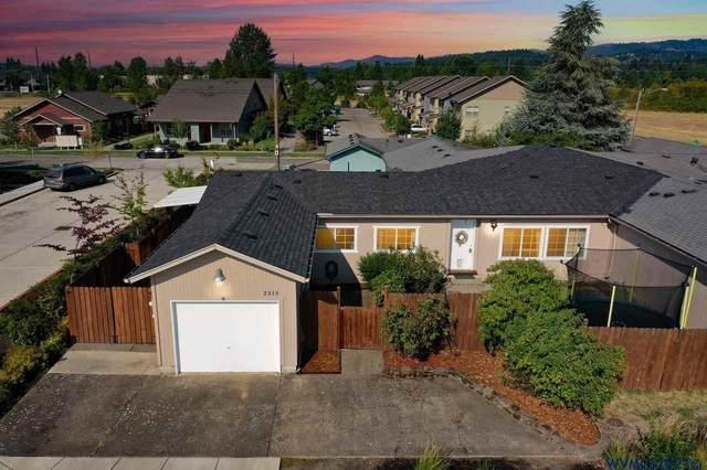 2315 NE Jasper St, Corvallis, OR 97330 (MLS #782674) :: Sue Long Realty Group