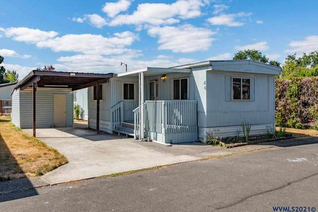 141 S 17th (#64) #64, Independence, OR 97351 (MLS #782847) :: Sue Long Realty Group