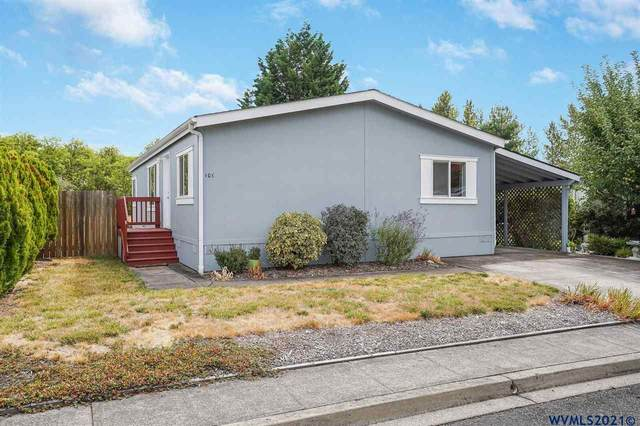 1284 19th (#106) #106, Philomath, OR 97370 (MLS #782888) :: Song Real Estate