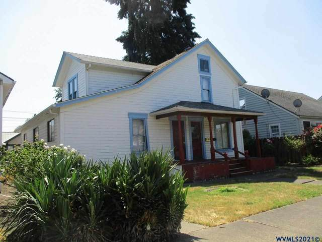 719 SW 4th, Corvallis, OR 97333 (MLS #782928) :: Coho Realty