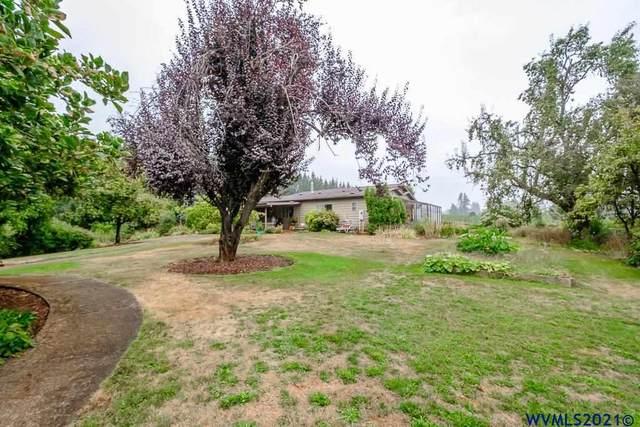 15270 S Howards Mill Rd, Mulino, OR 97042 (MLS #782952) :: Premiere Property Group LLC