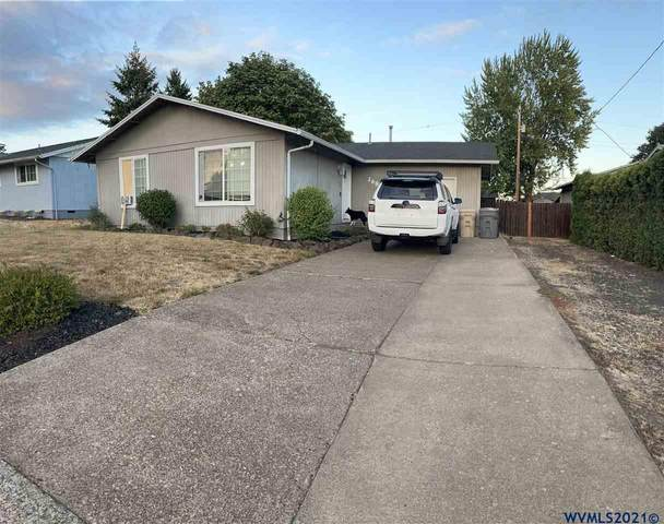 268 NW Sunny Dr, Dallas, OR 97338 (MLS #783001) :: Sue Long Realty Group