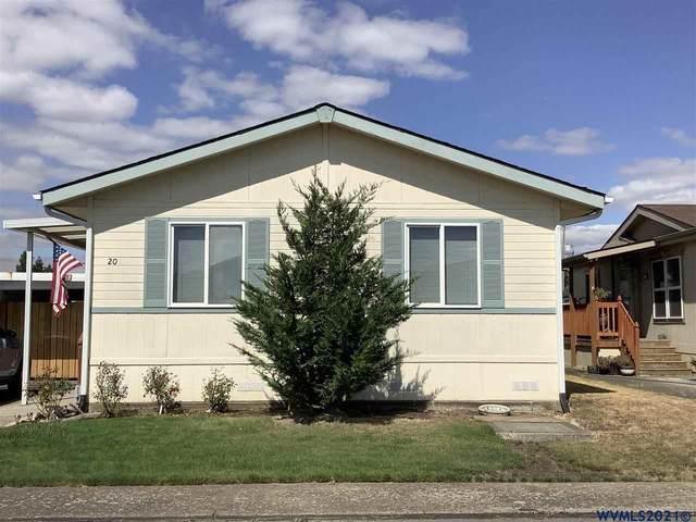 5422 Portland NE #20, Salem, OR 97305 (MLS #783002) :: Premiere Property Group LLC