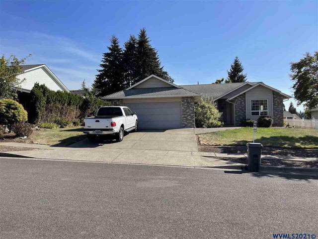714 SW 8th St, Sublimity, OR 97385 (MLS #783051) :: Kish Realty Group